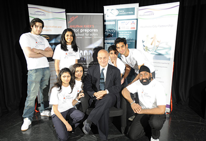 Now Ealing has a Bollywood claim to fame