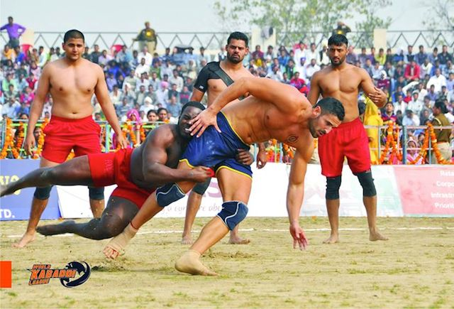 Kabbadi is on the up Down Under
