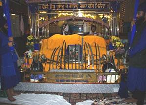 Sri Dasam Granth held in Leicester