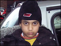 Abandoned Sikh boy in Southal, Gurinder