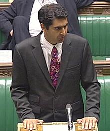 Sikh MP, Parmjit Dhanda in shock bid for Speaker's role