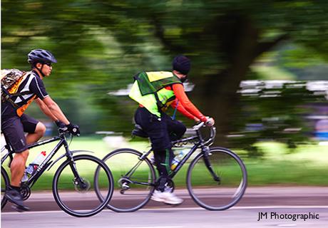 SACA bike ride boost for children's hospice