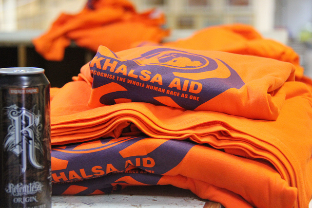 Khalsa Aid Annual Dinner 2014