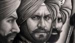 Meet Raj Singh Tattal aka The Pentacularartist