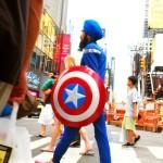 Captain America - Sikh
