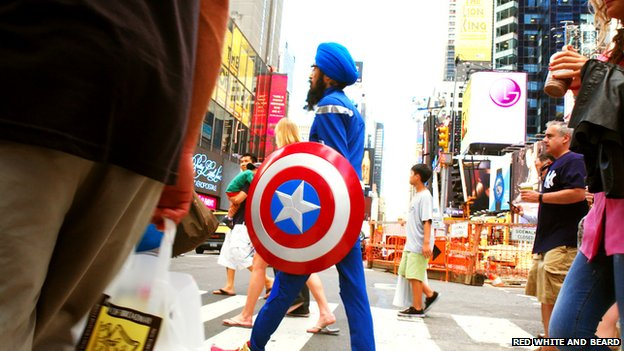 Is Captain America really a Sikh?
