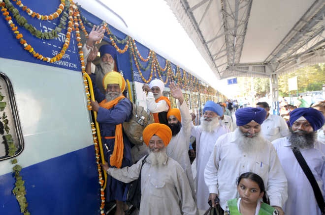 New Train From Amritsar to Anandpur Sahib