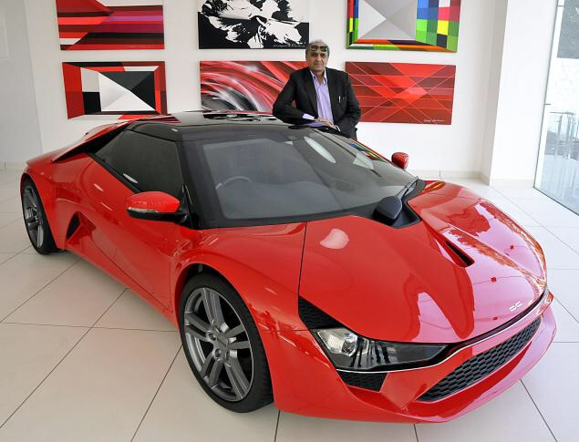 Made in India – DC Avanti