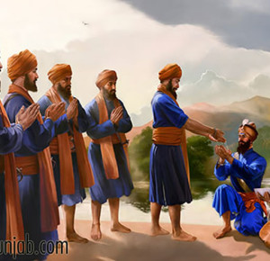 A history to Sikh Art & Paintings