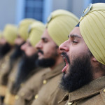 Sikhs in the British Army