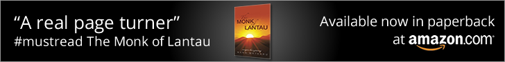 The Monk of Lantau by Mann Matharu
