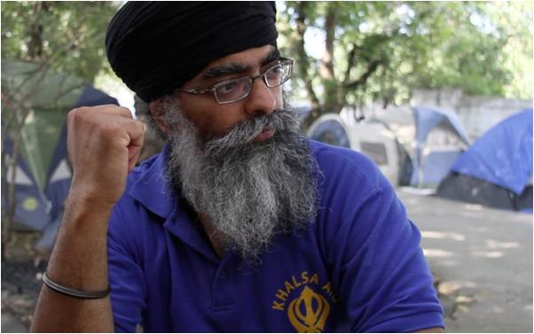 The Man behind Khalsa Aid, Ravi Singh