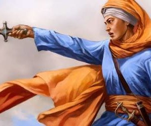 Mai Bhago - The Sikh Joan of Arc