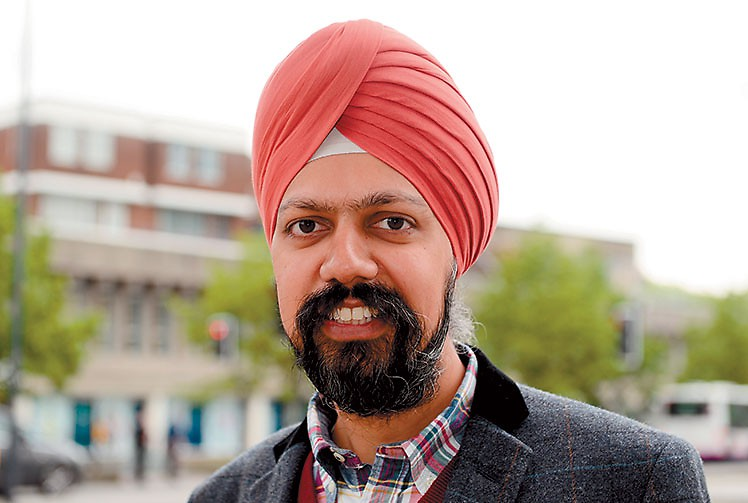 Tanmanjeet Singh Dhesi wins seat at UK General Elections
