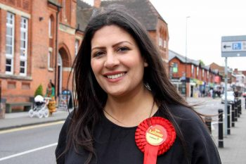 Female Sikh MP - Preet Gill