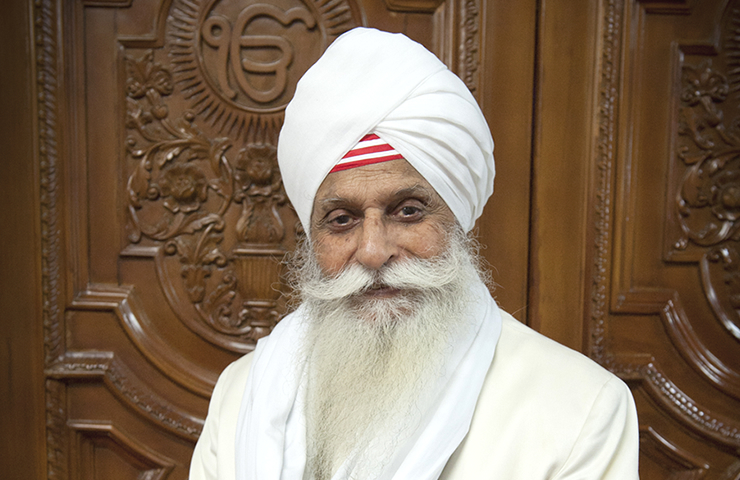 UK: Bhai Sewa Singh Mandla OBE Passes Away