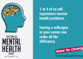 10 Oct 2017 World Mental Health Day Awareness and Support are Both Key