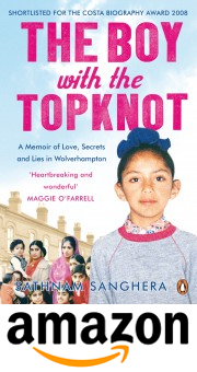 Buy The Boy with the Topknot Book from Amazon
