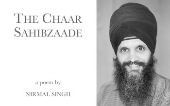 The Chaar Sahibzaade - Poem by Nirmal Singh