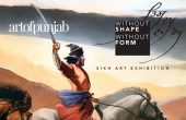 Sikh Art Exhibits in the UK