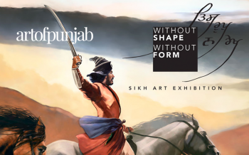 Art of Punjab - Sikh Art Exhibition