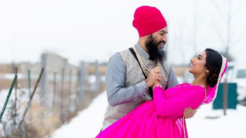 Jagmeet Singh is Getting Married