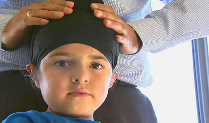 Melbourne School Change their Uniform Policy for a Sikh Boy