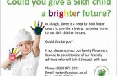 Could you give a Sikh child a brighter future?