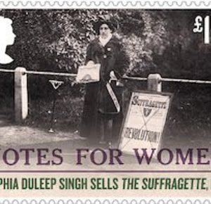 Royal Mail stamp to feature Princess Sophia Duleep Singh