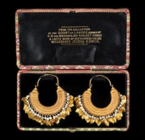Maharani Jind Kaur's Jewellery Sells for £182,000