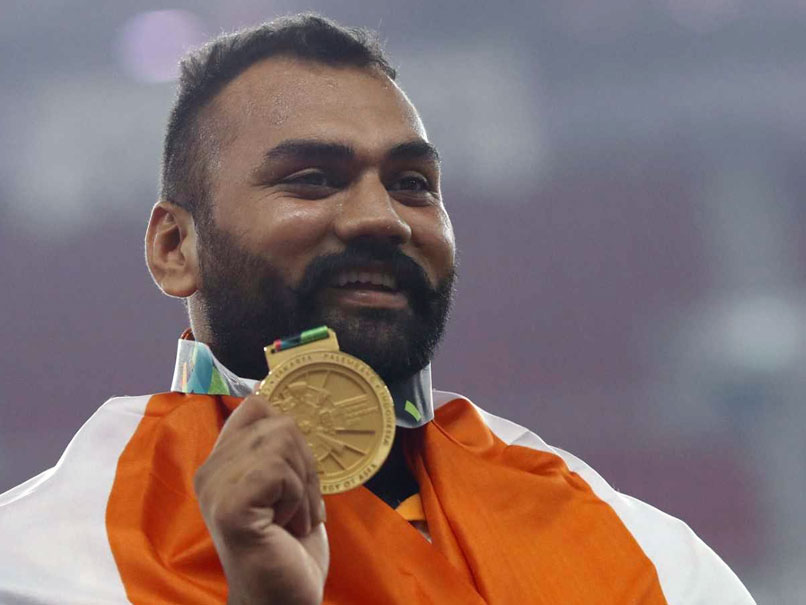 Indian Athlete Dedicates Gold Medal to his Father