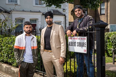 EastEnders – The Panesar Brothers in the House