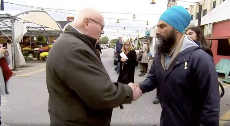 Canada: Jagmeet Singh Urged To Cut Off His Turban